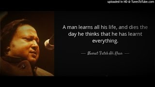 Tum Agar Younhi Nazrein Milate Rahe - Ustaad Nusrat Fateh Ali Khan
