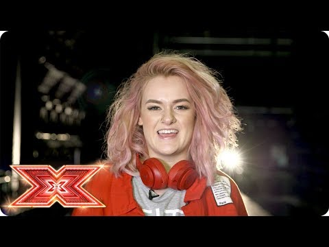 Grace Davies on Music and The X Factor | Above The Noise | The X Factor 2017