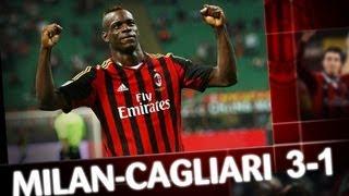 AC Milan | Milan-Cagliari 3-1 Highlights