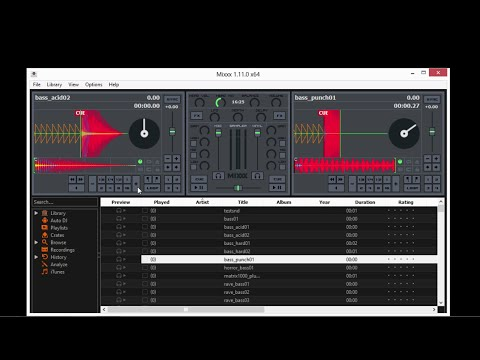 Mixxx Free DJ Software - How to Download and Install
