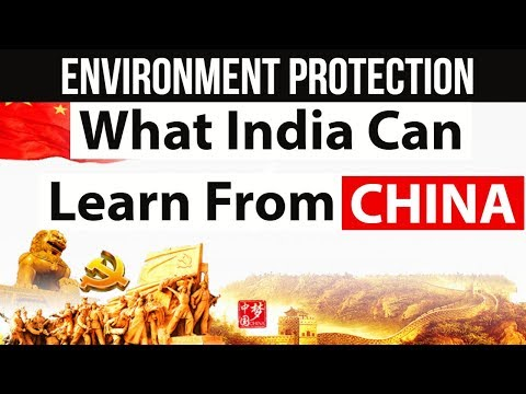 What India can Learn From China's Environment Protection Reforms - Analysis