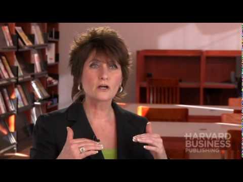 Lauren Mackler at Harvard Business School - Managing Conflict