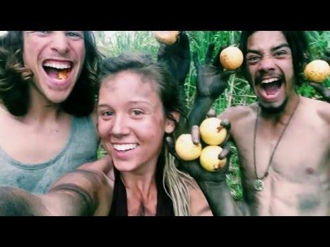 Bio Char with Lloyd- Hilo,Hawaii