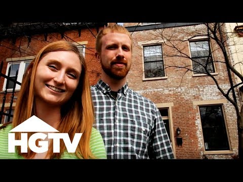 An 1829 Urban Home Renovation - HGTV