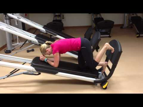 Part 3 - Strengthen Your Feet and Ankles with Total Gym Lower Body Workouts