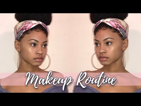 My 90 Second Makeup Routine