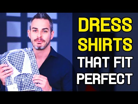 Custom tailored dress shirt - essential tips for every guy's wardrobe