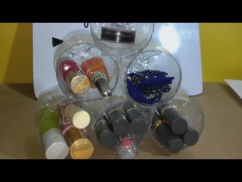 Portable Makeup Storage Containers | Makeup Storage for Small Spaces | Plastic Storage Containers