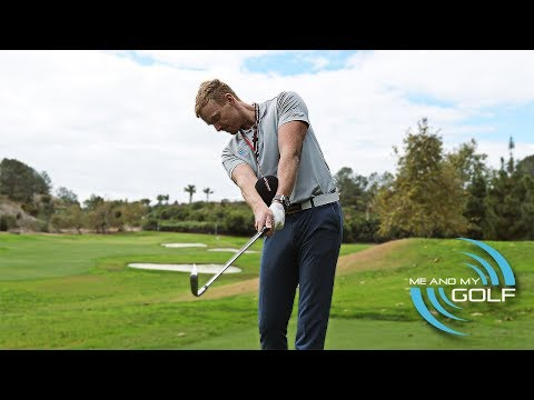 STOP GETTING STUCK BEHIND IN THE GOLF SWING