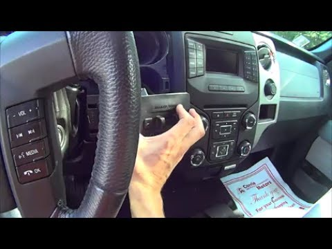 Electric Brake Controller Install!! 09-14 F150
