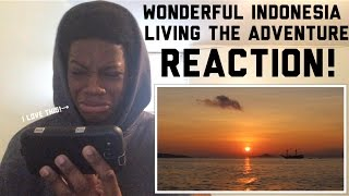 Wonderful Indonesia: Living the Adventure REACTION!