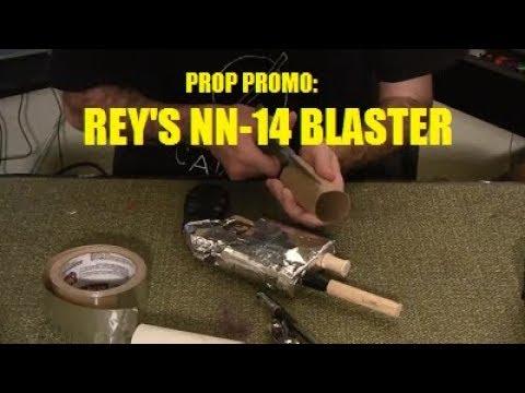 Prop Promo: Rey's Blaster