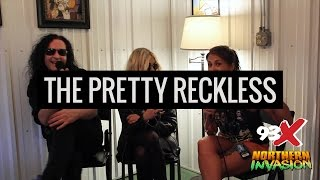 Northern Invasion 2017: Interview with The Pretty Reckless