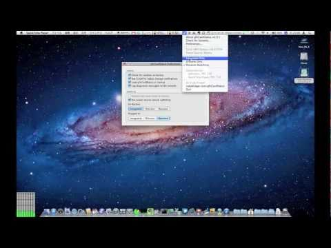 gfxCardStatus on MacBook Pro 15-inch (Early 2011)