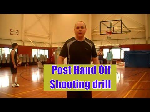 Basketball Shooting - Getting Open