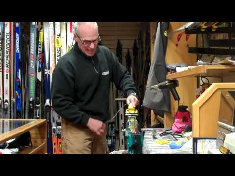 How to Wax Cross Country Skis - Glide Wax & Base Prep Instructions
