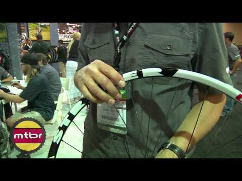 How to properly install rim strip, valve core and tire for tubeless mtn bike wheels - WTB
