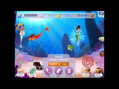 Mermaid World How To Get A Gilded Mermaid