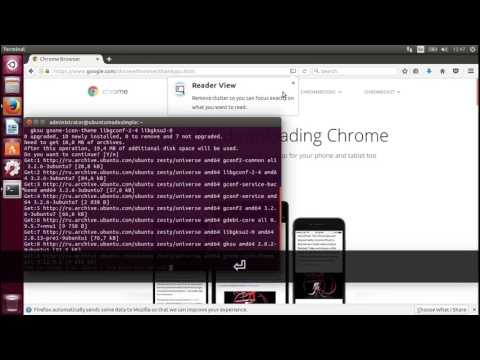 How To Install Google Chrome on Ubuntu 17.04 Easily
