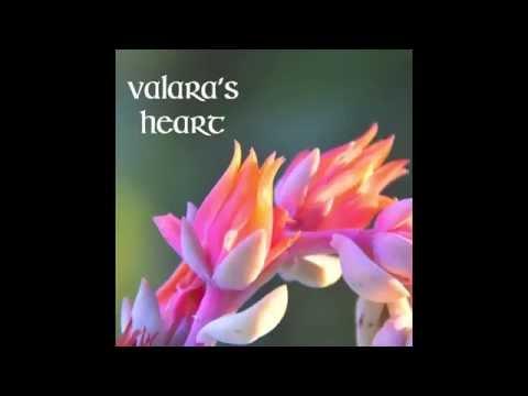 Heart meditation - plant music from Valara's Garden