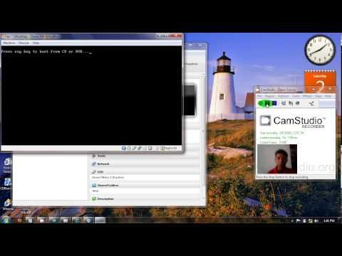 setting proxy ,ip address,dan adapter virtual box
