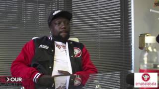 Watch Candid Interview With Zola - As He Talks About Creative Freedom x Sampling Our Own Music More