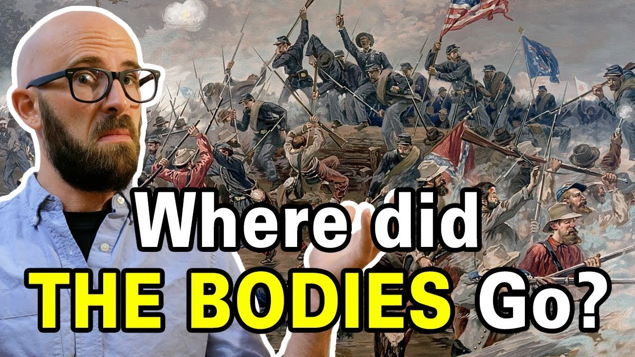 What Happened to Dead Bodies After Big Battles Throughout History?