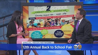 Special Needs Network Gearing Up For Big Back To School Event
