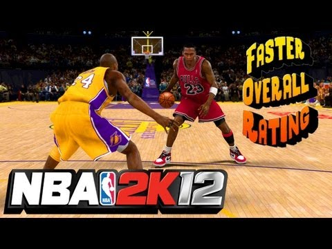 NBA 2K12 Maximize Your Attributes Quickly by ShakeDown2012
