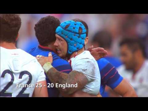O2 Inside Line: France v England match day wrap-up