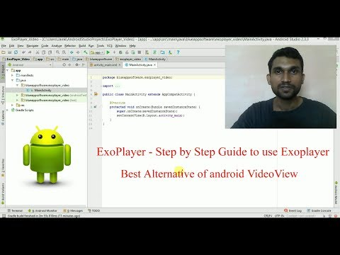 Android ExoPlayer - Step by Step Guide, VideoView Alternative