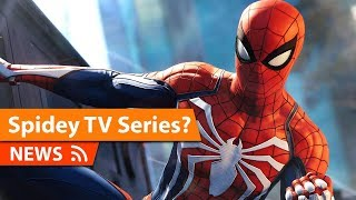 Sony TV & Films Marvel's Spider-Man Game to TV Series Talk