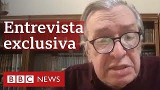 Olavo de Carvalho: 'Casos pequenininhos de corrupção podem acontecer em qualquer governo'