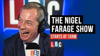 The Nigel Farage Show: 20th January 2019