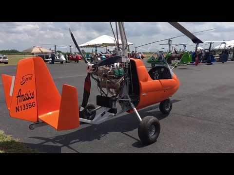 Brako Gyro SkyBlaser Aviation Gyroplane Gyrocopter Company