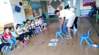 Kindergarten Teaching in China (Ages 3-4)