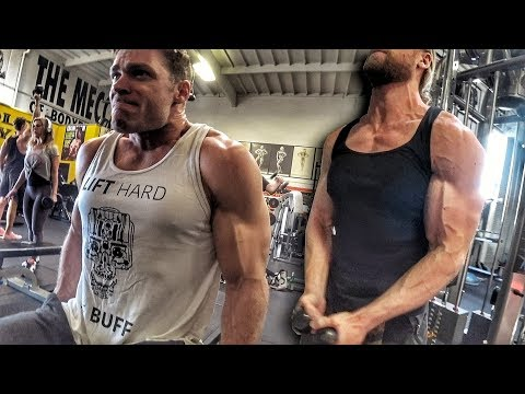 Super SHOULDERS Workout | Buff Dudes Cutting Plan P4D3
