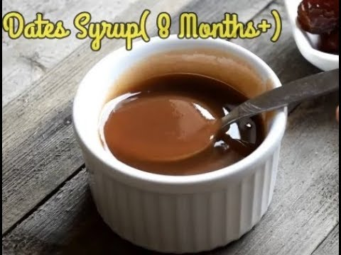 Dates Syrup for Babies