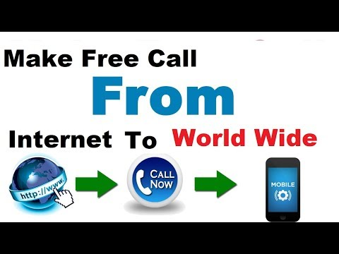 Make free calls using internet on android।How To make Free Call Using Internet।Free Call from Intern