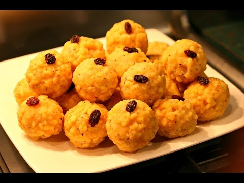 How To Make Perfect   Laddu/Ladoo recipe in malayalam