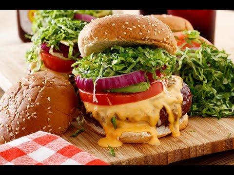 Cheeseburger With Secret Sauce