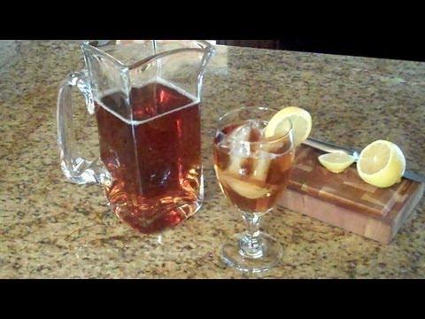 Southern Sweet Ice Tea - Lynn's Recipes