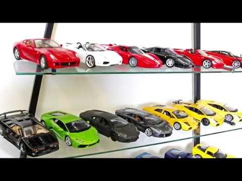 Car Display Shelf Build