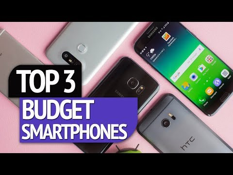TOP ​3: ​Best Budget Smartphones 2018