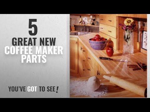 Top 10 John Boos Coffee Maker Parts [2018]: John Boos Hard Rock Maple Counter Tops, 18W x 25D