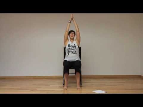 Chair Fitness Video 2