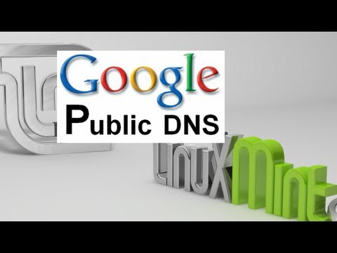 How to Setup Google Public DNS on Linux Mint