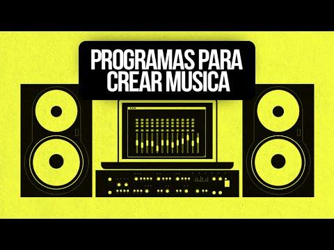 PROGRAMAS PARA GRABAR/CREAR MUSICA EN WINDOWS | ALTERNATIVAS DE GARAGE BAND