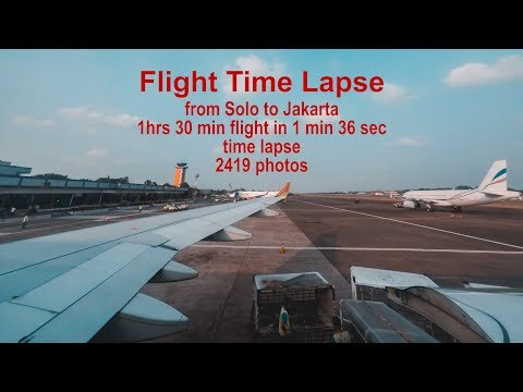 FLIGHT TIME LAPSE photo    gopro hero 5  w/ settings