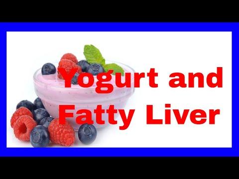Yogurt and Fatty Liver Disease